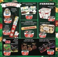 Sarıyer Market 21 Aralık 2018 - 03 Ocak 2019 Kampanya Broşürü! Sayfa 8 Önizlemesi