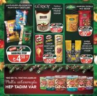 Sarıyer Market 21 Aralık 2018 - 03 Ocak 2019 Kampanya Broşürü! Sayfa 7 Önizlemesi