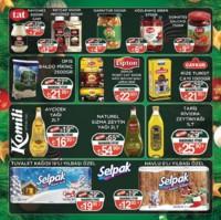 Sarıyer Market 21 Aralık 2018 - 03 Ocak 2019 Kampanya Broşürü! Sayfa 11 Önizlemesi
