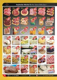 Seyhanlar Market Zinciri 19 Aralık 2018 - 02 Ocak 2019 Kampanya Broşürü! Sayfa 2