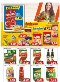 Emirgan Market 25 - 31 Aralık 2018 Kampanya Broşürü! Sayfa 2