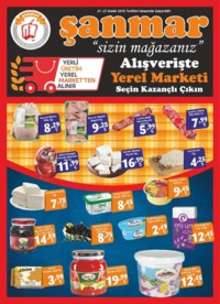 Şanmar 21 - 27 Aralık 2018 Kampanya Broşürü! Sayfa 1