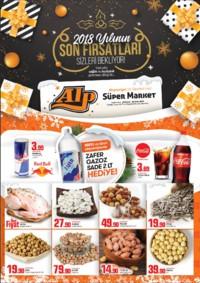 Alp Market 20 Aralık 2018 - 06 Ocak 2019 Kampanya Broşürü! Sayfa 1