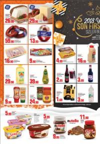 Alp Market 20 Aralık 2018 - 06 Ocak 2019 Kampanya Broşürü! Sayfa 2