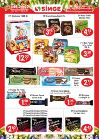 Simge 09 Aralık 2018 - 02 Ocak 2019 Kampanya Broşürü! Sayfa 2