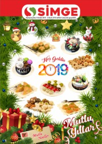 Simge 09 Aralık 2018 - 02 Ocak 2019 Kampanya Broşürü! Sayfa 1