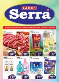 Serra Market 14 - 23 Aralık 2018 Kampanya Broşürü! Sayfa 1