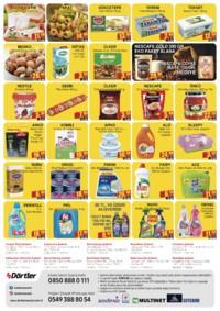 Dörtler Market 03 - 13 Ocak 2019 Kampanya Broşürü! Sayfa 2