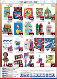 İdeal Market Ordu 11 - 17 Ocak 2019 Kampanya Broşürü! Sayfa 2