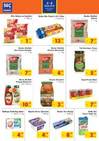 Seç Market 02 - 08 Ocak 2019 Kampanya Broşürü! Sayfa 2