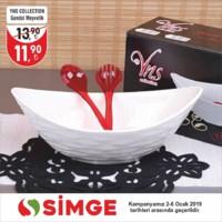 Simge 02 - 06 Ocak 2019 Fırsat Ürünleri Sayfa 1