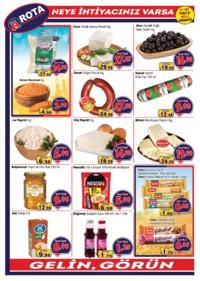 Rota Market 03 - 16 Ocak 2019 Kampanya Broşürü! Sayfa 2