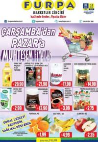 Furpa 09 - 13 Ocak 2019 Kampanya Broşürü! Sayfa 1