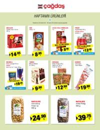 Çağdaş 29 Aralık 2018 - 06 Ocak 2019 Fırsat Ürünleri Sayfa 1
